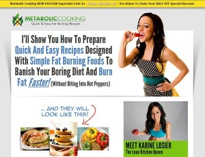 Metabolic Cooking by Dave Ruel