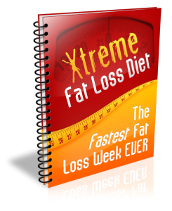 The Xtreme Fat Loss Diet