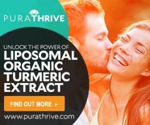 PuraThrive Turmeric Supplement