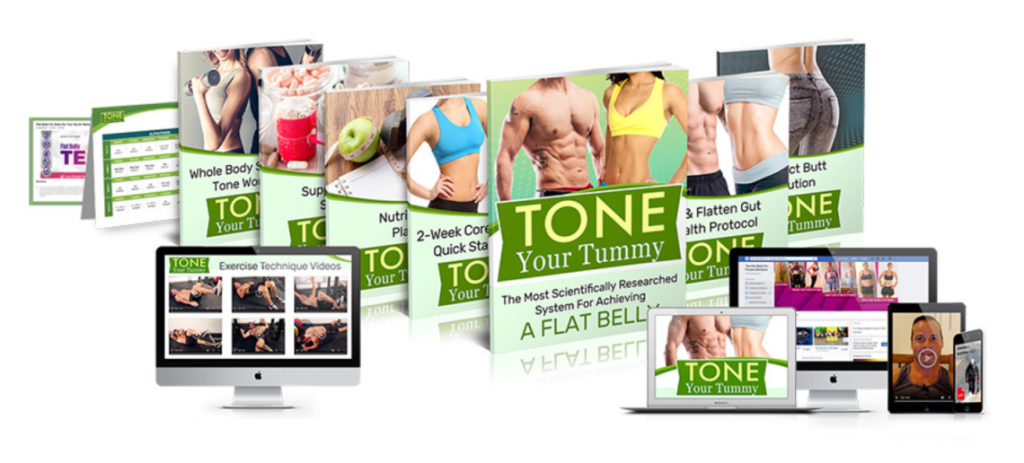 What is Mike's Okinawa Flat Belly Tonic
