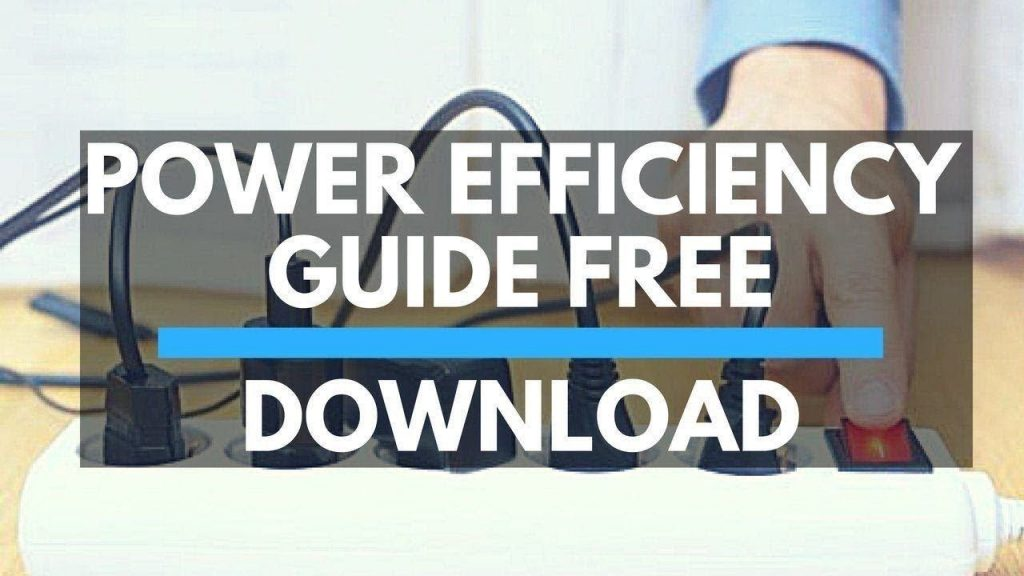 power efficiency guide by mark edwards