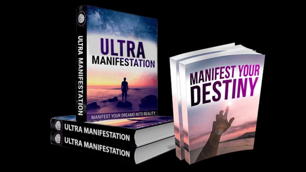 David Sanderson's Ultra Manifestation program